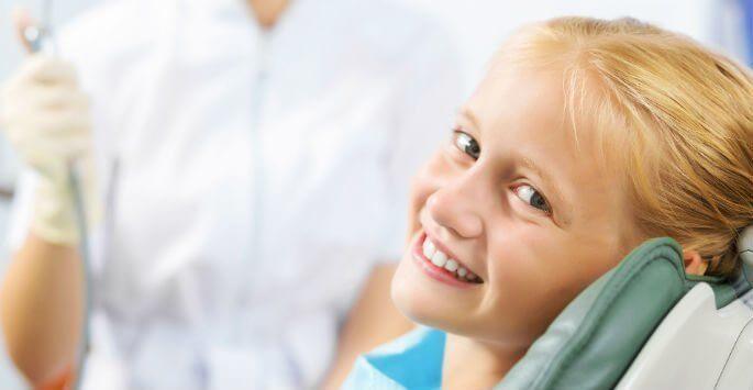 X Regular dental check-ups